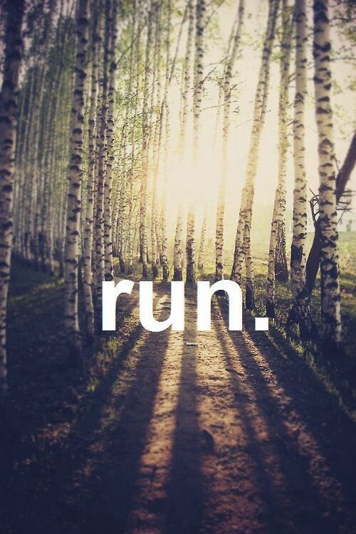 'Running away' fromPDA